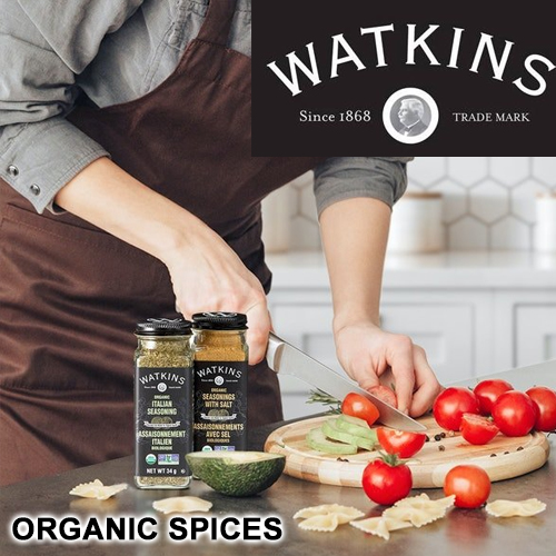 Watkins Organic Spices & Extracts