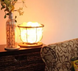 A Guide to Place Himalayan Salt Lamps in living room