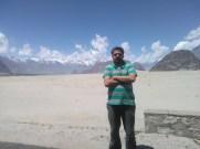 Shigar Desert