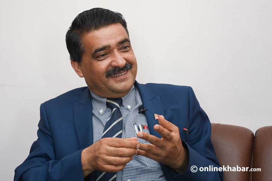 Silwal appointed Rakesh member secretary for the second time