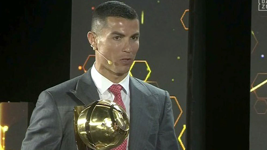 Cristiano Ronaldo is the greatest player of the 21st century