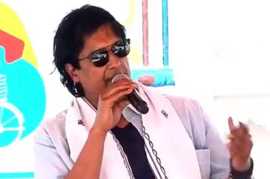 'Physical' artist may not be required for the development of technology: Rajesh Hamal