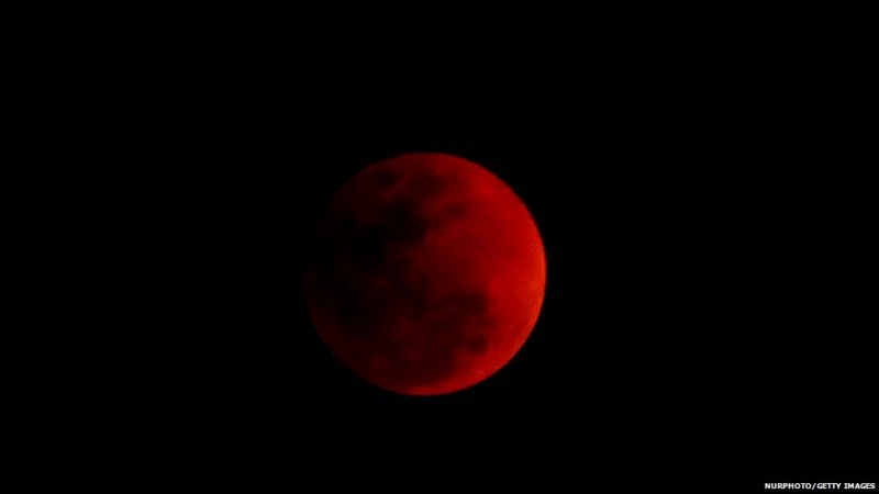 Why is the lunar eclipse special?