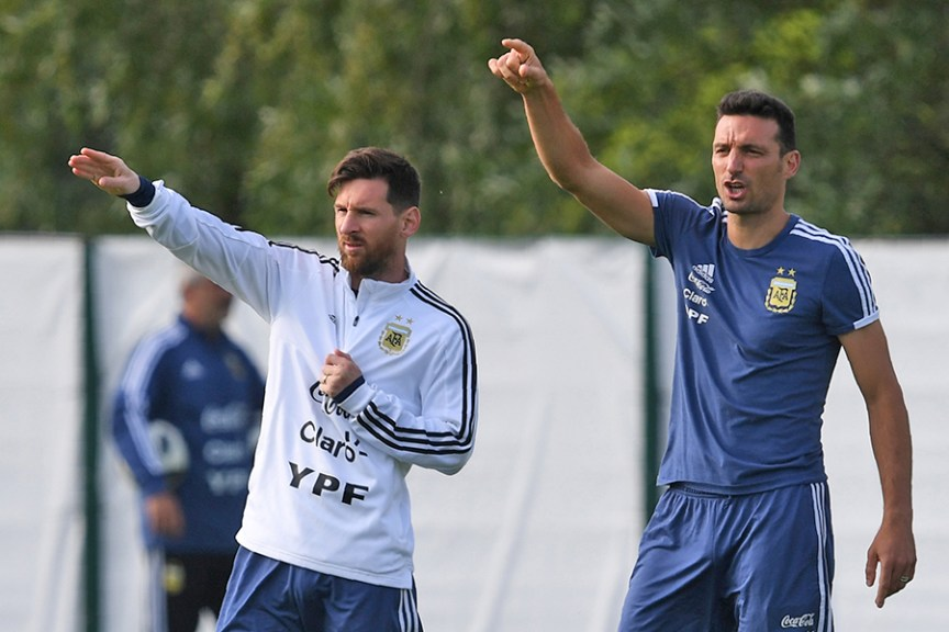 Scoloni, the hero who made Argentina champions: Messi played in the 2006 World Cup