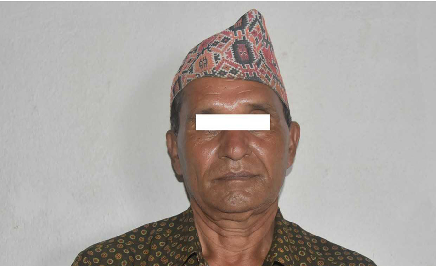 One arrested for cheating 11 lakh rupees by sending it to America