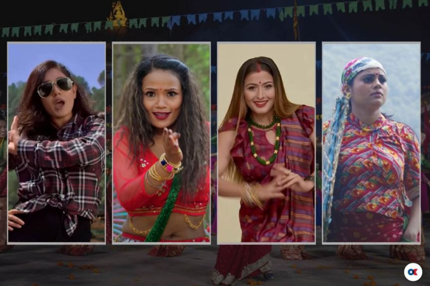 This year's Teej song: What are the hits on YouTube?