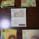 ショップカード&名刺