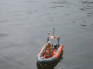 Atlantic 21 Lifeboat