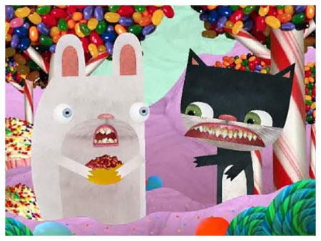 キャンディホールの画像