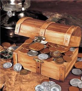 moneti za koleda