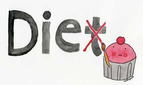 Най-нелепите диети 2