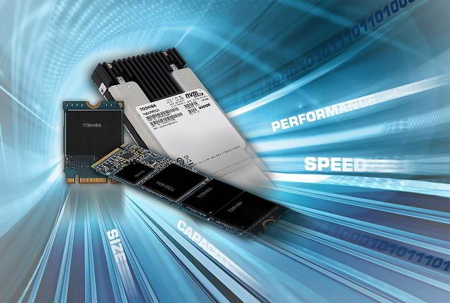 Fast, Faster and beyound with NVMe