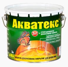Акватекс защитно-декоративное покрытие