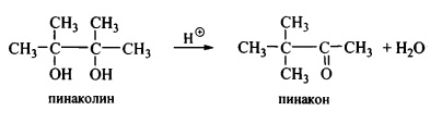 Классификация химических реакций реакции перегруппировка