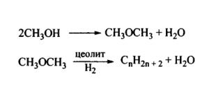 метанола в высокооктановое топливо