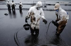нефть экология розлив нефти