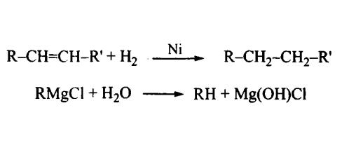 синтез алканов