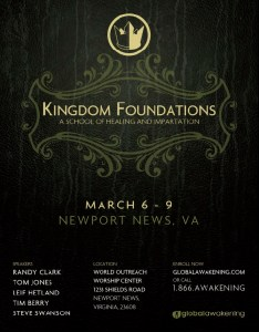 Kingdom Foundations Flyer