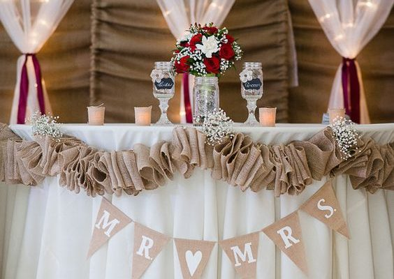 100 Rustic Country Burlap Wedding Ideas You'll Love