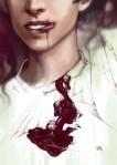 Illustration zu Böses Blut 17