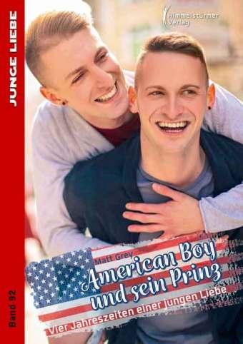 American Boy und sein Prinz | Himmelstürmer Verlag
