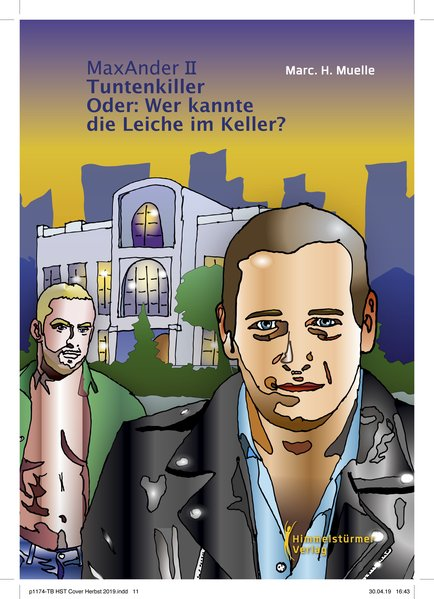 Tuntenkiller | Himmelstürmer Verlag