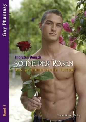 Söhne der Rosen Band 1 - Das geheimnisvolle Tattoo