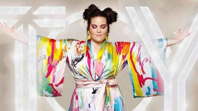 eurovision-2018-israel-netta-toy-himnode.com-lyrics