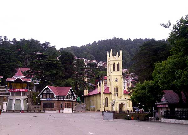 The_Ridge_Shimla