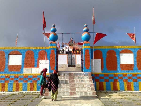 Shikari Devi Temple