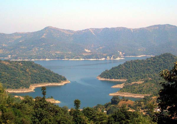 Gobind Sagar Lake