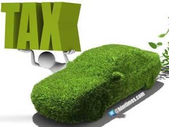 diesel-vehicle-green-tax-shimla green tax