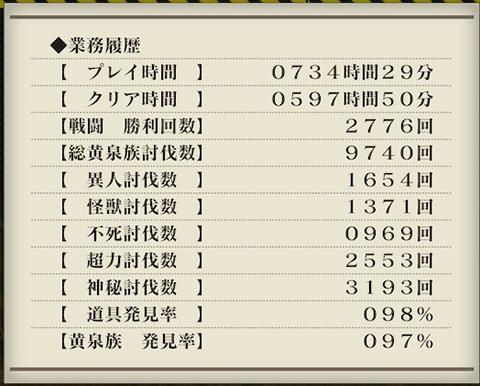 黄泉華DLCまで終わりました。