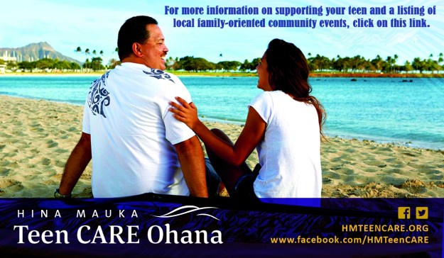 Teen CARE Ohana website link