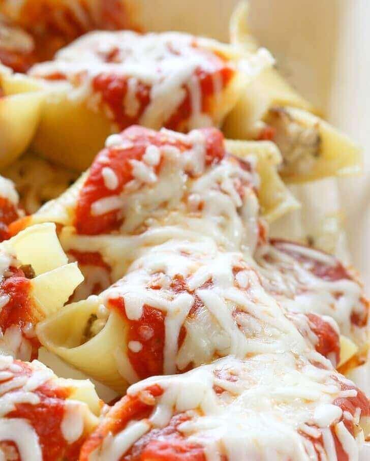 How To Make Stuffed Pasta Shells