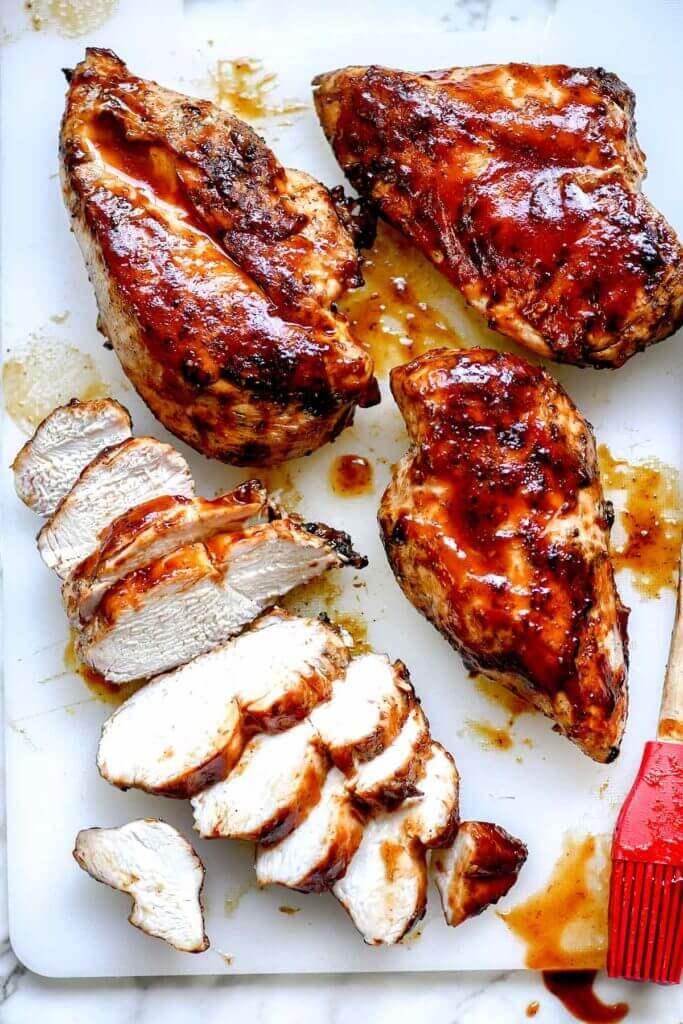 Easy BBQ Whole Chicken Recipe