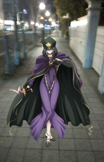 Fate/stay night HF 神戸市コラボ キャスター