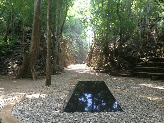Australian Memorial, Hellfire Pass
