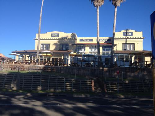 Our favourite haunt, the Shellharbour Hotel