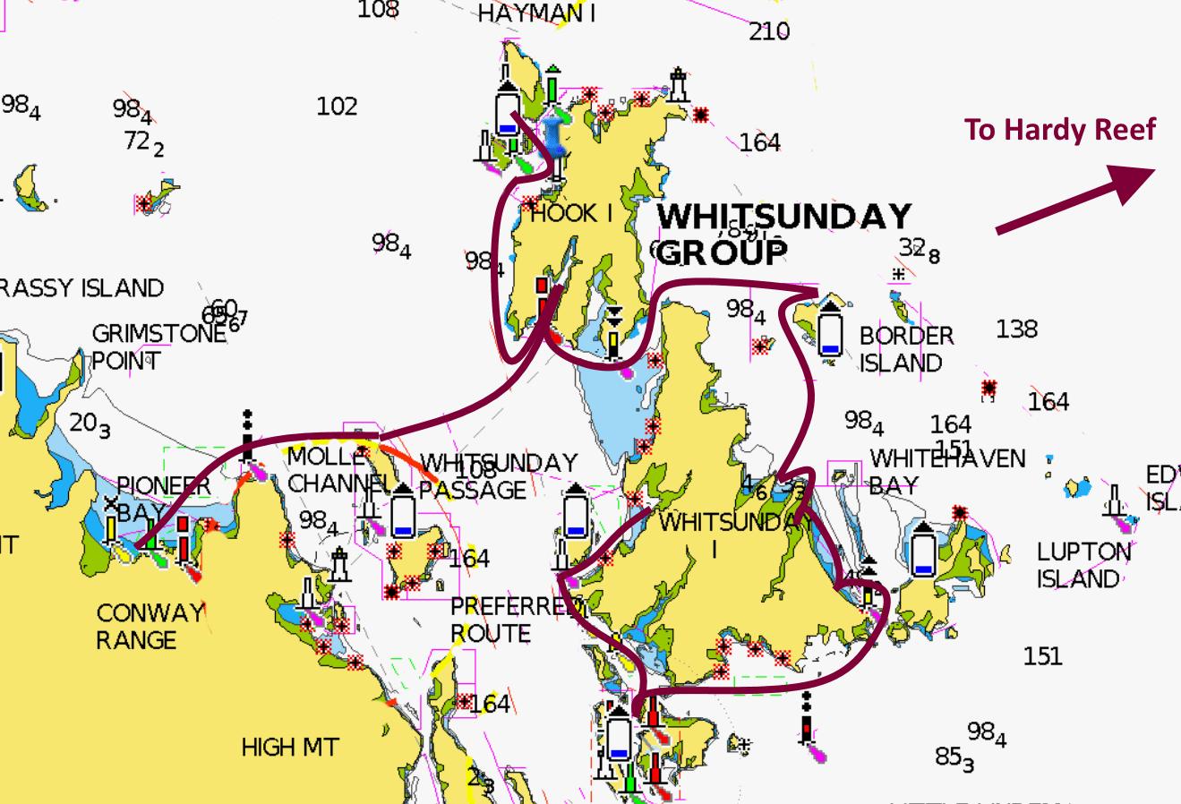 Mirage Whitsundays, Cannonvale