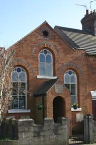 Stoney Stanton church