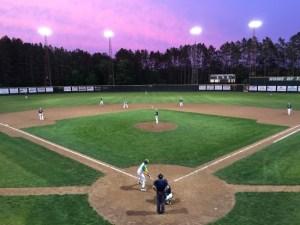 Brennan Field Baseball in Hinckley MN