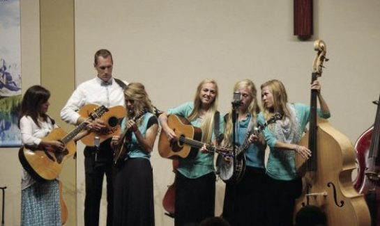 Summer Concert Kingery Family at St. Paul Lutheran