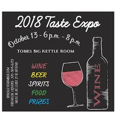 Hinckley Chamber Wine and Food Taste expo image