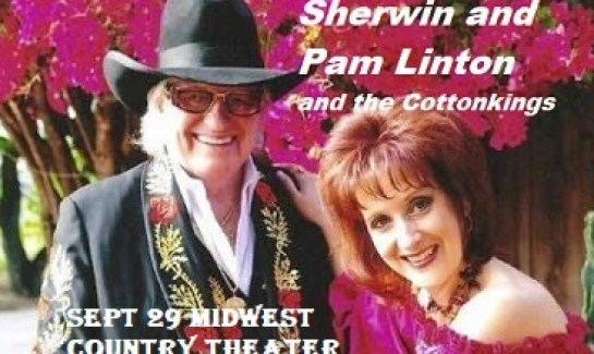 Midwest Country Theater in Sandstone presents Sherwin and Pam Linton