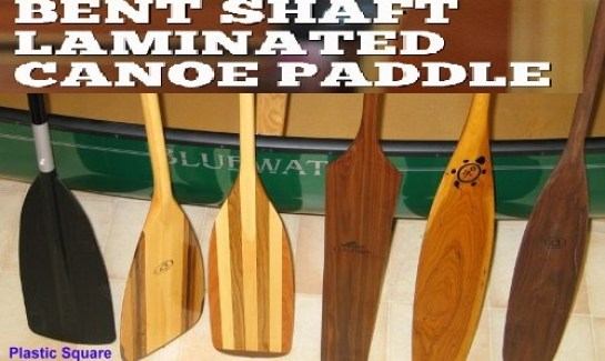 canoe paddle making sessions at St. Croix State Park