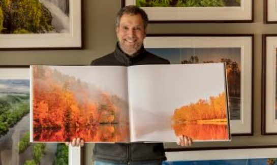 Holiday Dinner at the Lake at Audubon Center with Photographer Craig Blacklock
