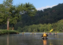 Kayaking and Canoeing in St. Croix River