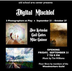 Old School Arts Center Sandstone MN Digital Mischief