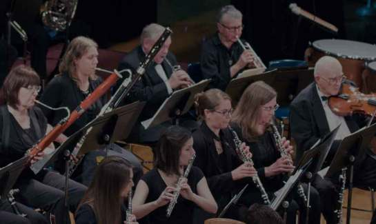 Mesabi Symphony Orchestra at Moose Lake